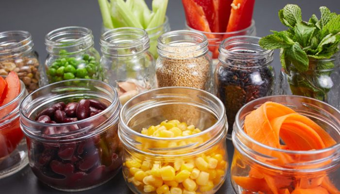 Glass Containers For Longer Food Preservation