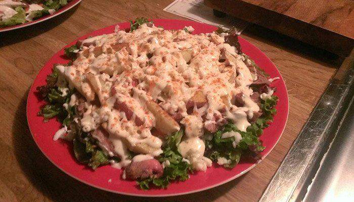 The Pennsylvania Steak Salad – An All Encompassing Meal