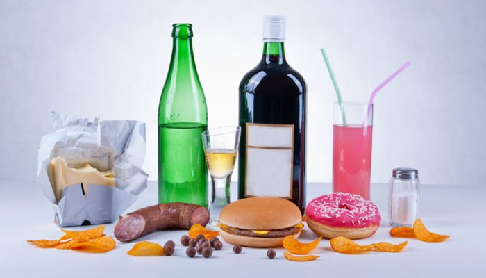 Photo Of Processed Food